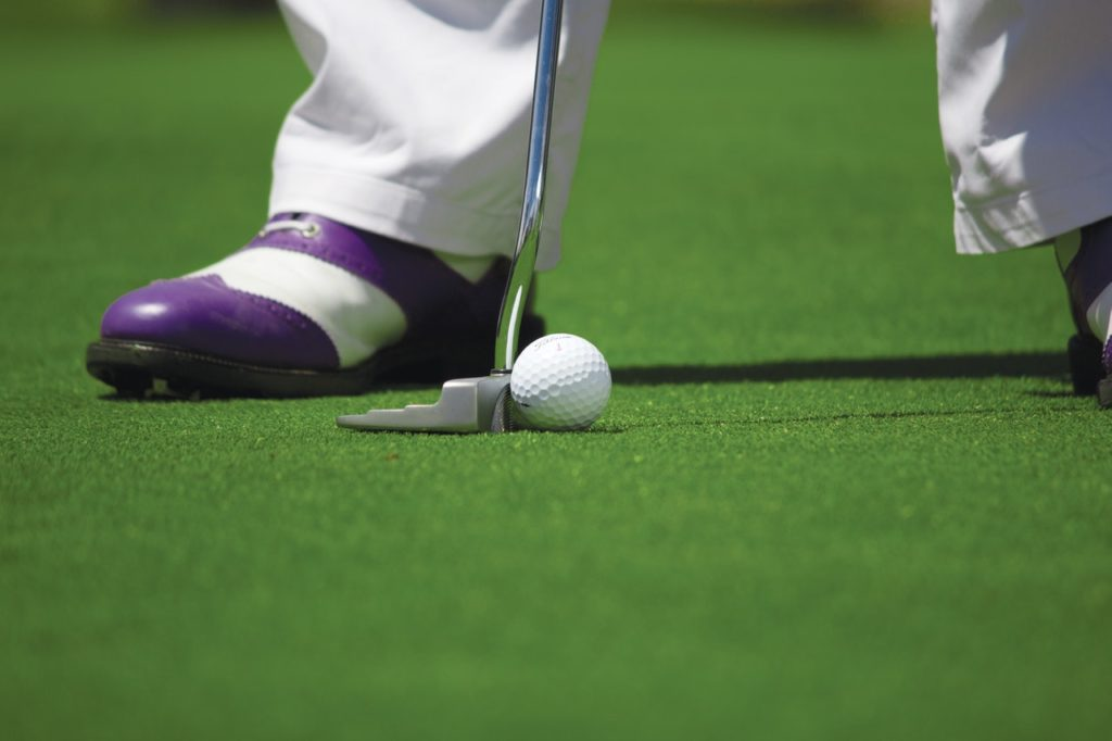 comecar a praticar golfe