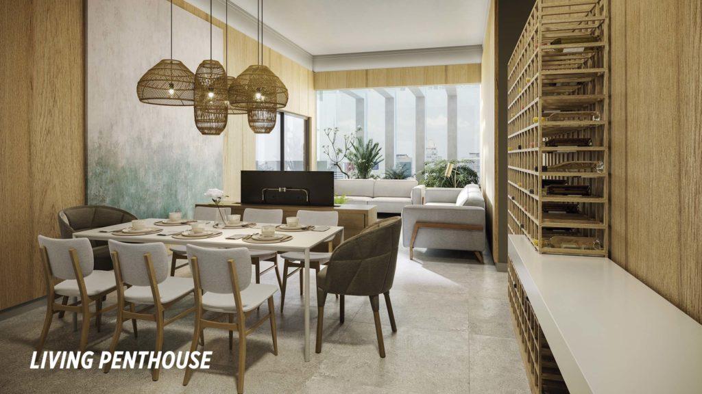 Living Penthouse