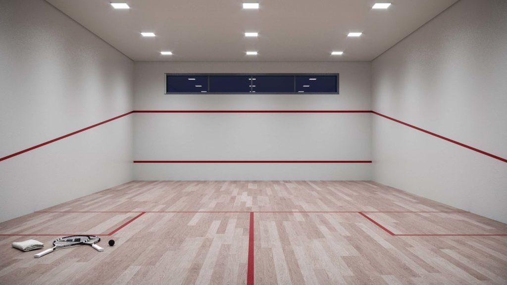 Quadra de Squash Colina do Ipê