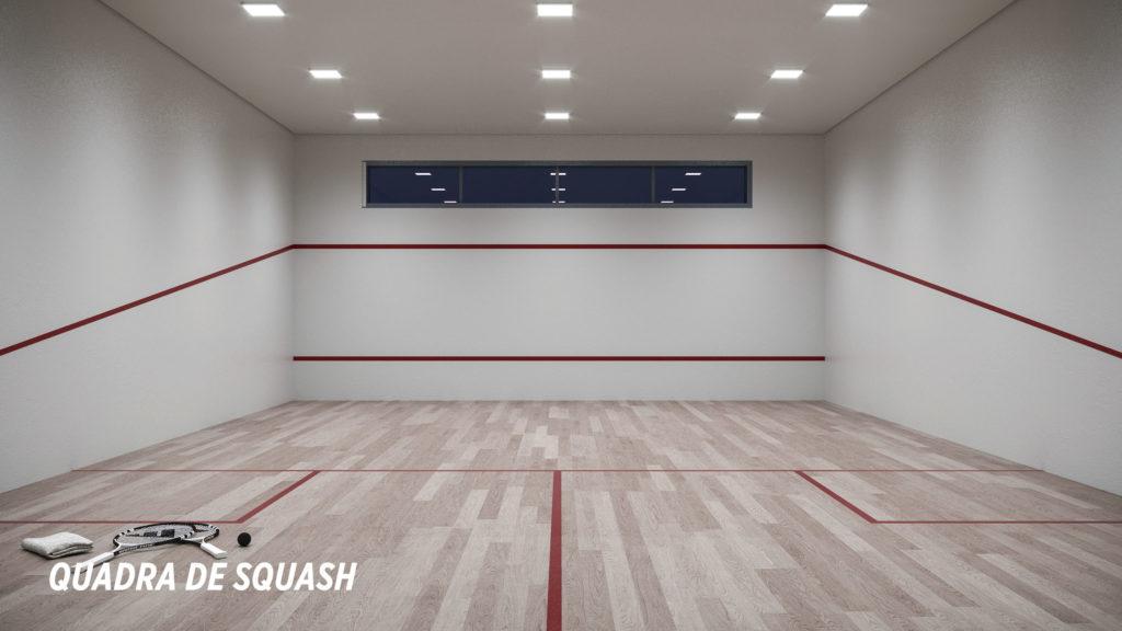 Quadra de Squash_Colina do Ipê